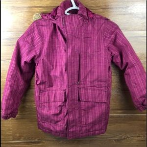 Lands End Girls ski Jacket size :S 7/8